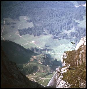 Primary view of object titled '[Pilatus Mountain]'.