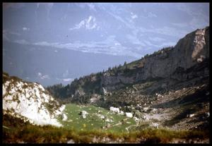 Primary view of object titled '[View from Mount Pilatus]'.