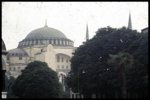 Primary view of object titled '[Hagia Sophia]'.