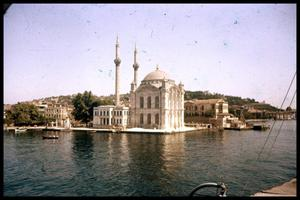 Primary view of object titled '[Ortaköy Mosque]'.