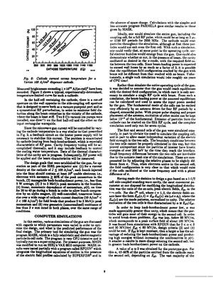 A 2-MeV microwave thermionic gun - Digital Library