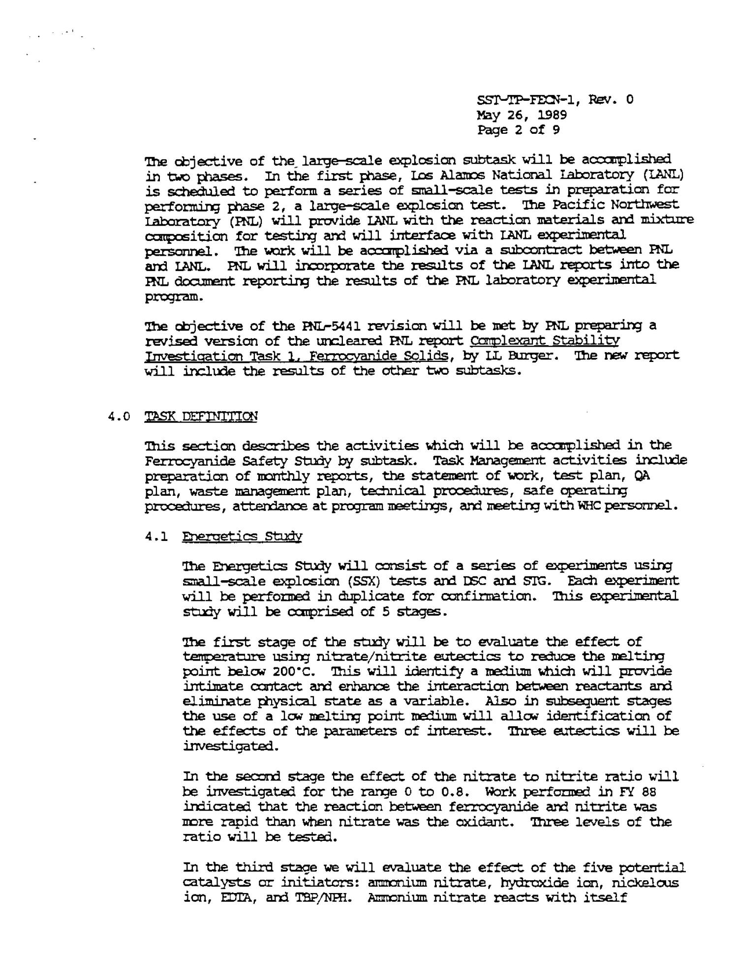 Ferrocyanide safety study - Page 6 of 13 - Digital Library