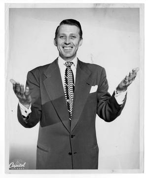 [Photograph of Stan Kenton]