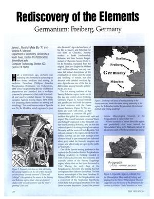 Rediscovery of the Elements: Germanium