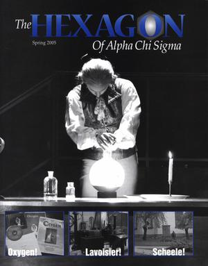 The Hexagon, Volume 96, Number 1, Spring 2005