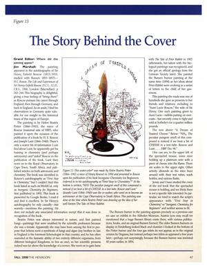 Primary view of object titled 'The Story Behind the Cover'.
