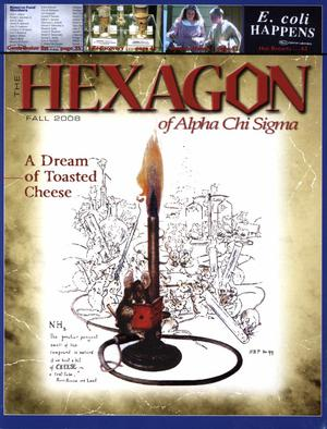 The Hexagon, Volume 99, Number 3, Fall 2008