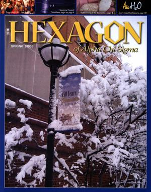 The Hexagon, Volume 99, Number 1, Spring 2008