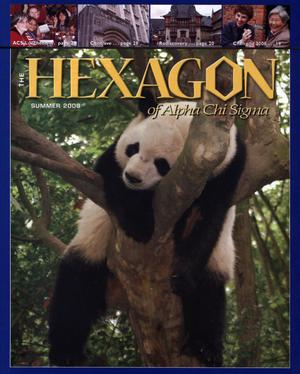The Hexagon, Volume 99, Number 2, Summer 2008