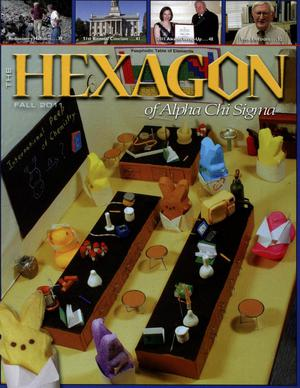 The Hexagon, Volume 102, Number 3, Fall 2011