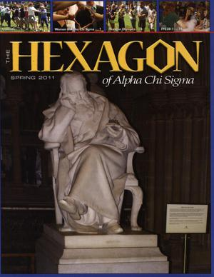 The Hexagon, Volume 102, Number 1, Spring 2011