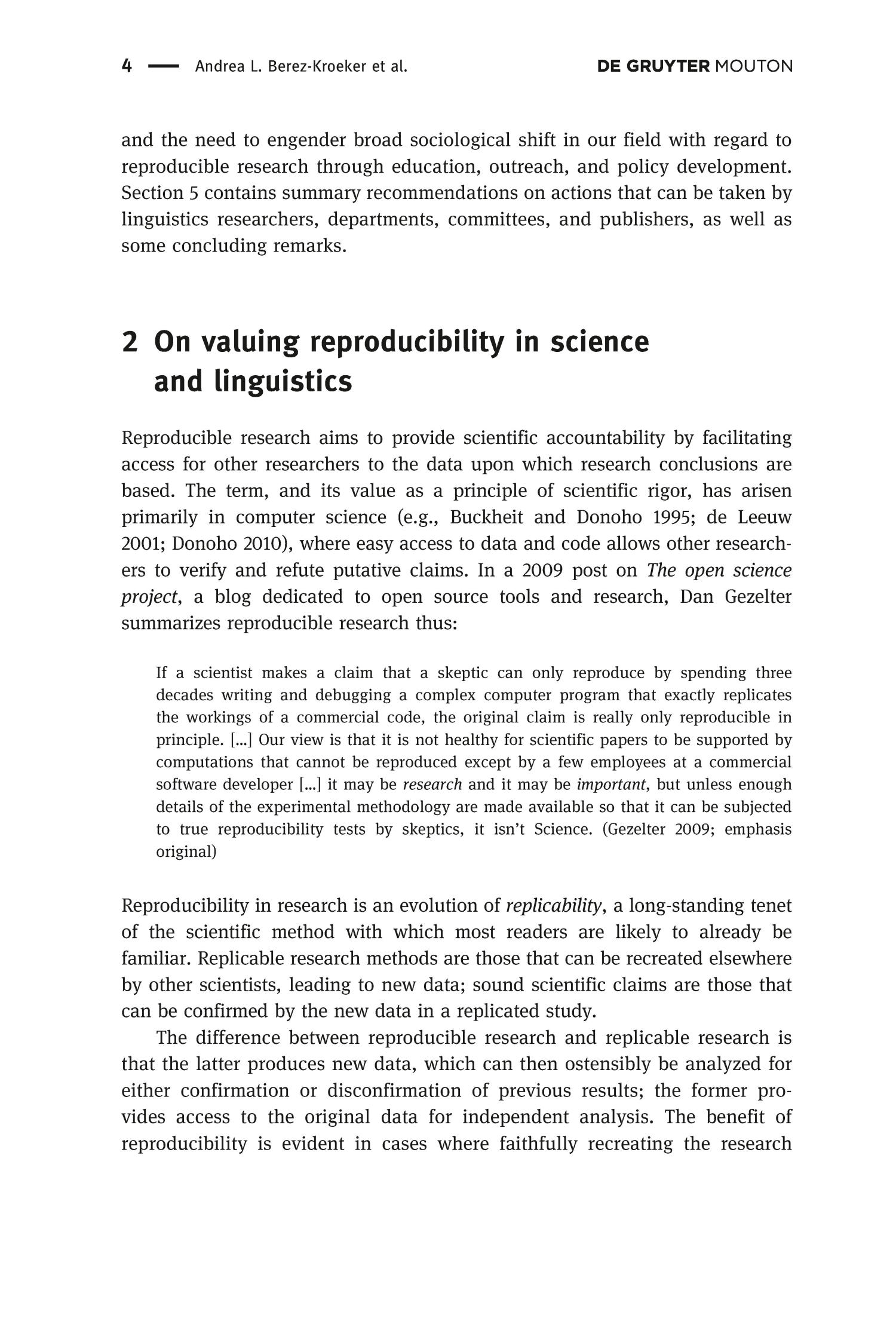 Reproducible research in linguistics: A position statement on data citation and attribution in our field                                                                                                      4