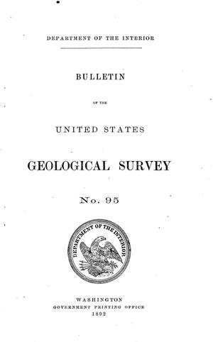 Primary view of object titled 'Earthquakes in California in 1890 and 1891'.