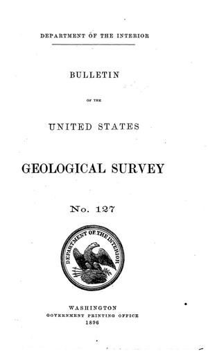 Primary view of Catalogue and Index of Contributions to North American Geology 1732-1891