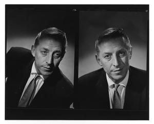 Primary view of object titled '[Photographs of Stan Kenton]'.
