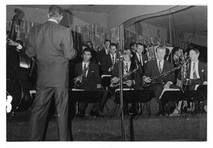 [Photograph of Stan Kenton and Orchestra]