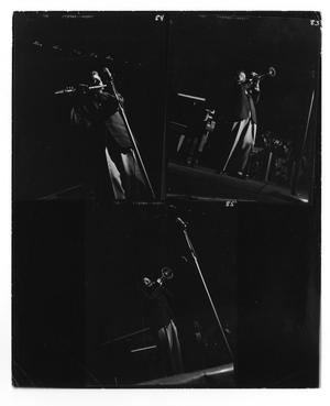 "Primary view of object titled '[Photographs of ""Innovations"" Orchestra Members]'."