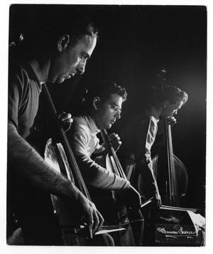 [Photograph of Stan Kenton Orchestra Members]
