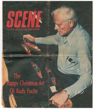 Primary view of object titled 'The Happy Christmas Art of Rudy Fuchs'.