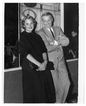 Primary view of object titled '[Stan and Leslie Kenton]'.