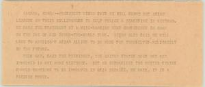 Primary view of object titled '[News Script: Nixon in Asia]'.
