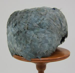 Primary view of object titled 'Cloche Hat'.