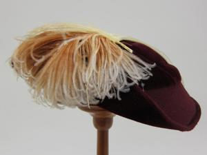 Primary view of object titled 'Eugenie Hat'.