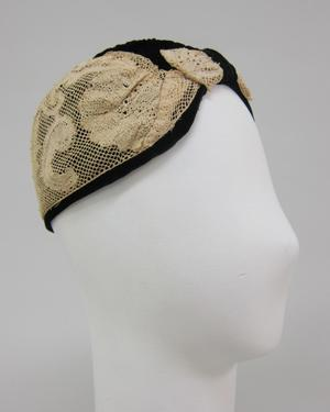 Primary view of object titled 'Juliet Cap'.