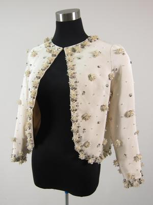 Primary view of object titled 'Bolero Jacket'.