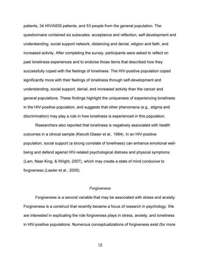 psychology of forgiveness research papers Psychology theses and dissertations self-construal and forgiveness revisited: ethical judgments of deception in psychological research.