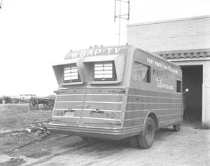 Primary view of [WBAP-TV Truck]