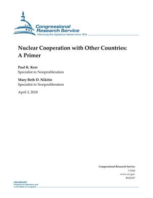 Primary view of Nuclear Cooperation with Other Countries: A Primer
