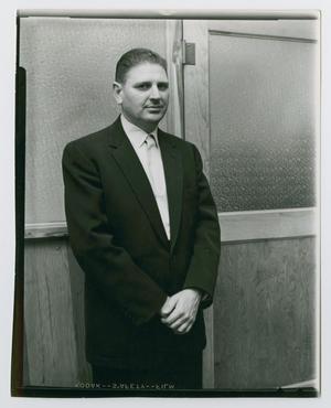 [Portrait of Dr. Hiram Friedsam]