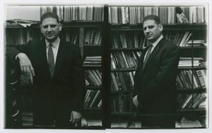 [Two Portraits of Dr. Hiram Friedsam]