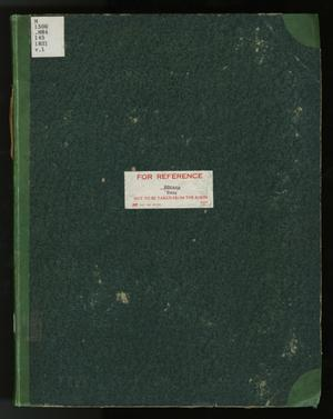 Primary view of object titled 'Idomeneo : dramma eroico in tre atti, volume 1'.