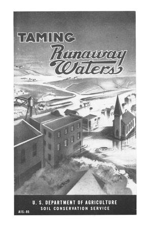 Primary view of object titled 'Taming runaway waters'.