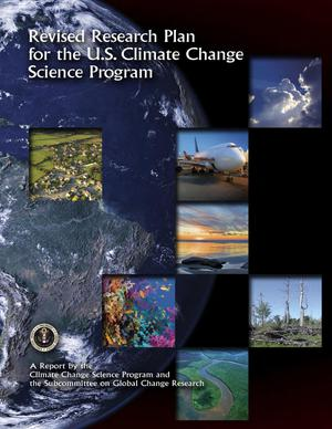Primary view of object titled 'Revised Research Plan for the U.S. Climate Change Science Program'.