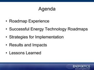thumbnail image of item number 2 in challenges and successes in technology roadmap implementation