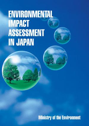 Primary view of object titled 'Environmental Impact Assessment in Japan'.