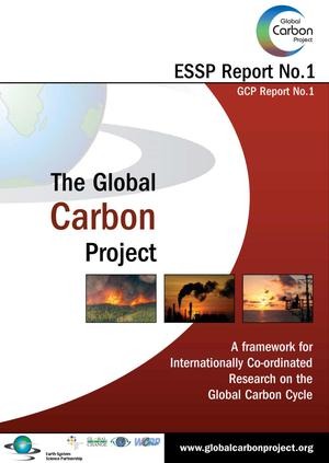 Primary view of object titled 'Global Carbon Project: The Science Framework and Implementation'.