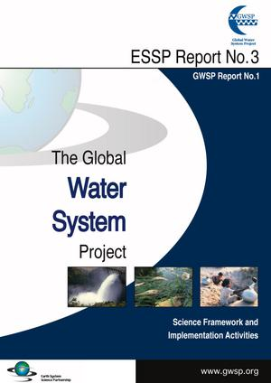 Primary view of object titled 'The Global Water System Project: Science Framework and Implementation Activities'.