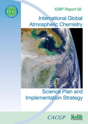 Primary view of object titled 'Science Plan and Implementation Strategy'.