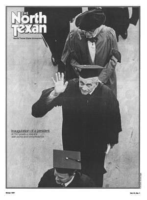 The North Texan, Volume 31, Number 1, Winter 1981