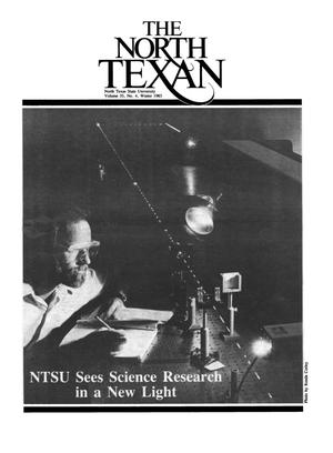 Primary view of object titled 'The North Texan, Volume 35, Number 4, Winter 1985'.