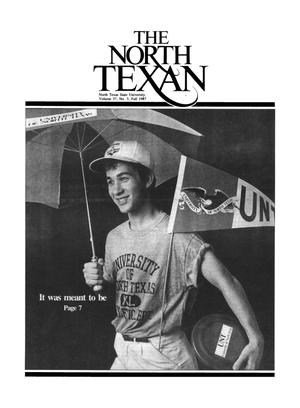 The North Texan, Volume 37, Number 3, Fall 1987