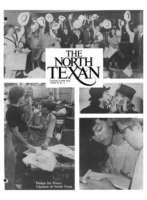 Primary view of object titled 'The North Texan, Volume 38, Number 4, Fall 1988'.