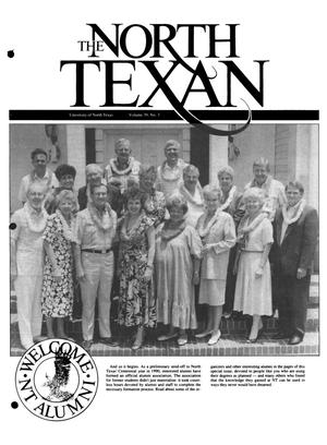 Primary view of object titled 'The North Texan, Volume 39, Number 3, Summer 1989'.