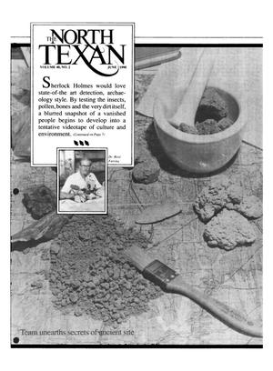 Primary view of object titled 'The North Texan, Volume 40, Number 2, June 1990'.