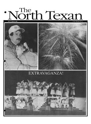 Primary view of object titled 'The North Texan, Volume 40, Number 4, December 1990'.
