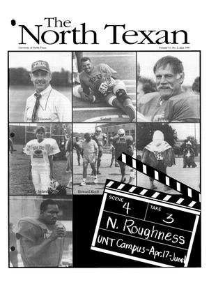 Primary view of object titled 'The North Texan, Volume 41, Number 2, June 1991'.